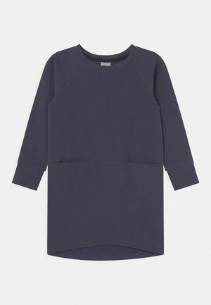 OVAL SPLIT SOLID KIDS - Jersey dress - dove blue