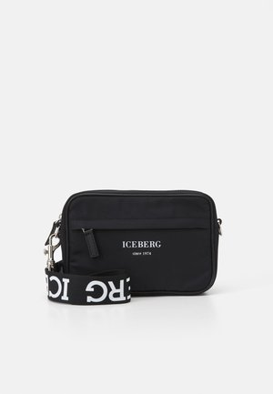 CROSSBODY BAG UNISEX - Sac bandoulière - black