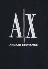 Armani Exchange - Zip-up hoodie - navy - 2