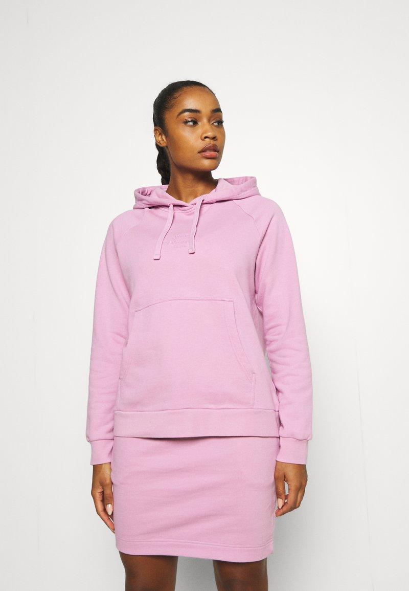 Peak Performance - ORIGINAL LIGHT HOOD - Sweatshirt - statice lilac