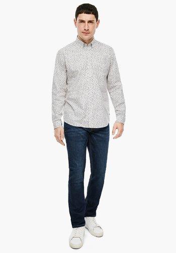 REGULAR FIT - Camicia - cream aop