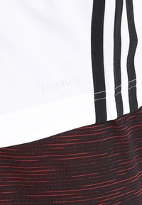 adidas Performance - 3STRIPES AEROREADY SLEEVELESS T-SHIRT - Camiseta de deporte - white - 5