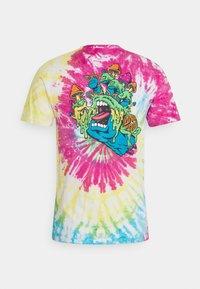 Santa Cruz - TOXIC HAND UNISEX  - Print T-shirt - multi-coloured - 1