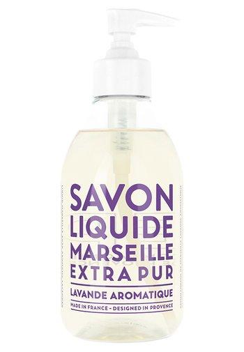 LIQUID MARSEILLE SOAP - Liquid soap - aromatic lavender