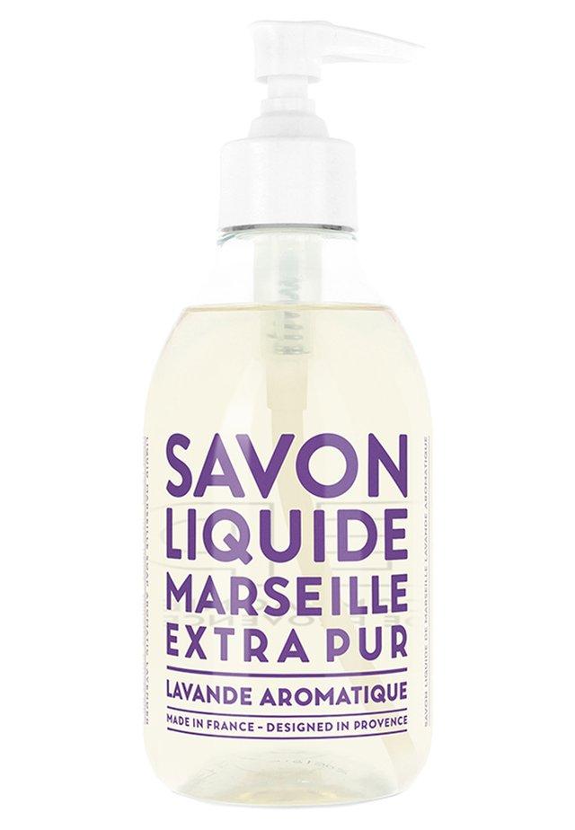 LIQUID MARSEILLE SOAP - Sapone liquido - aromatic lavender