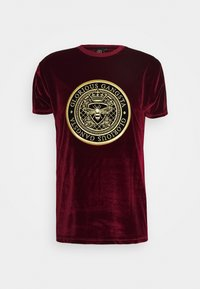 Glorious Gangsta - MARENO - Print T-shirt - burgundy - 4