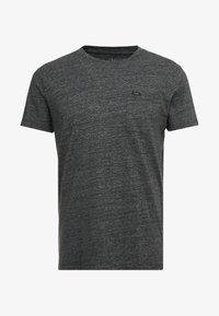 Lee - ULTIMATE POCKET TEE - T-shirt imprimé - dark grey mele - 3