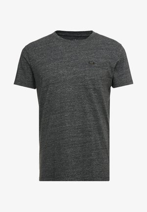 ULTIMATE POCKET TEE - T-shirt basique - dark grey mele