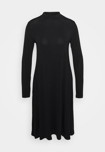 SIFFY DRESS - Jurk - black