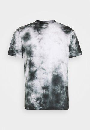 SAMUEL - Print T-shirt - black