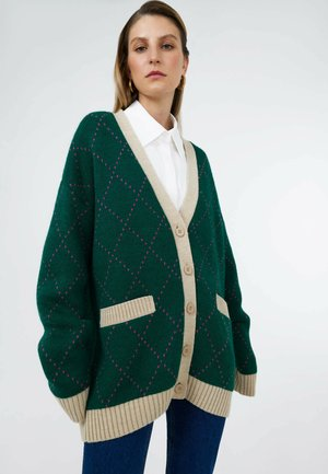 Vest - grün