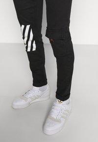274 - BENSON JEAN - Jeans slim fit - black - 5