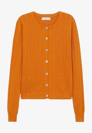 Vest - oranje