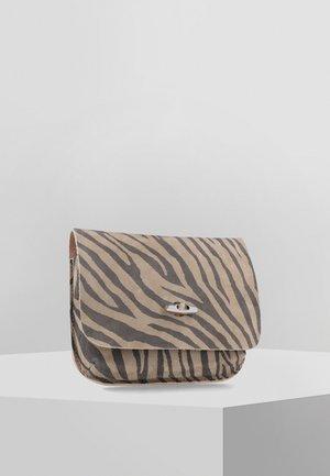 LEONY - Bum bag - brown