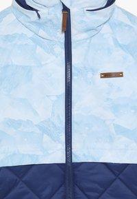 Ziener - ALULA JUNIOR - Ski jacket - blue mountain - 3