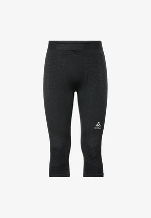 PERFORMANCE WARM - Caleçon long - black