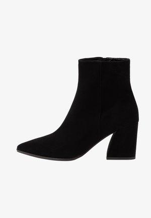 AMBER - Kotníková obuv - schwarz
