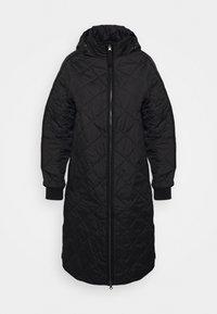 Zizzi - Classic coat - black - 4