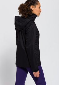 The North Face - W EVOLVE II TRICLIMATE JACKET - EU - Hardshell jacket - black - 2