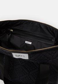 DAY ET - GWENETH Q FLOTILE BAG - Tote bag - black - 2
