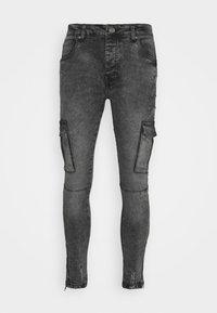 Brave Soul - HARRISON - Cargo trousers - charc - 6