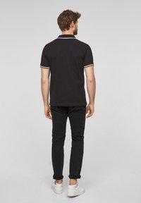 s.Oliver - Polo shirt - black - 2