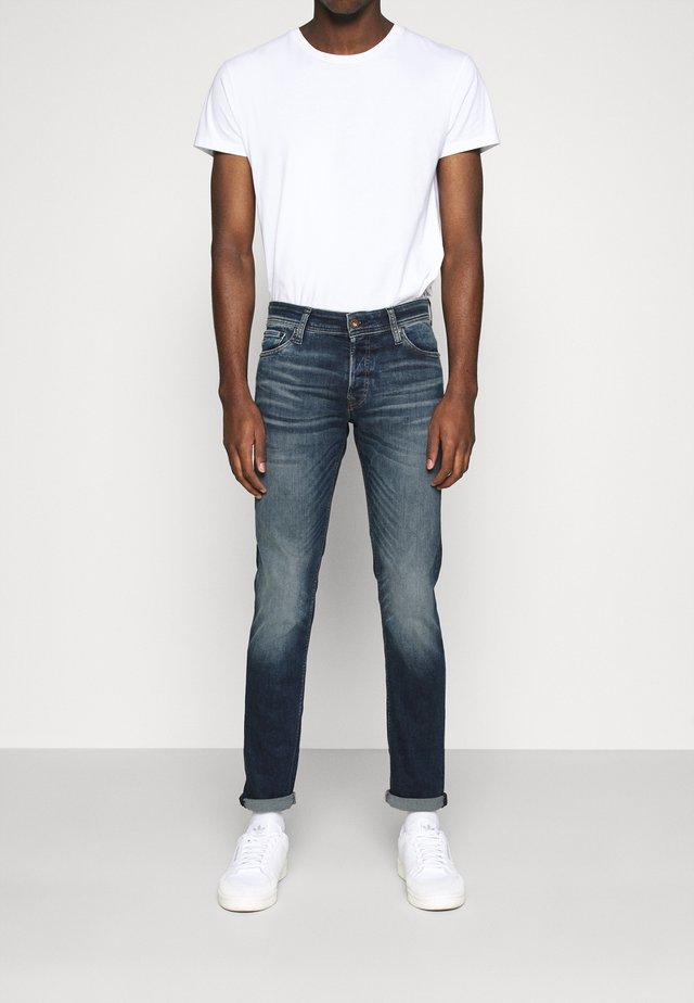 JJ30GLENN JJORIGINAL - Slim fit jeans - blue denim