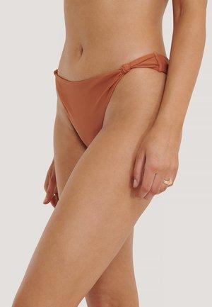 Bikini bottoms - chutney