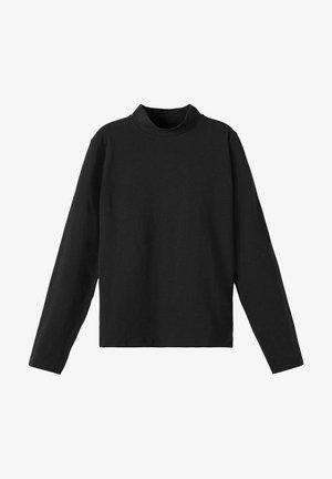 LANGARM - Langarmshirt - black
