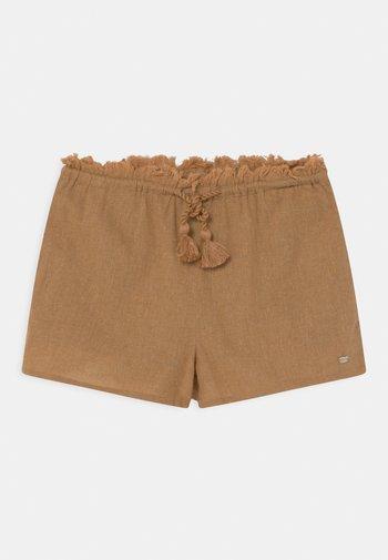ALICIA - Shorts - brown