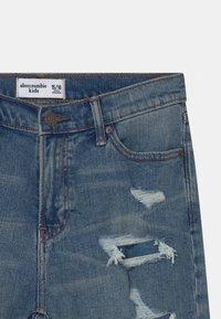 Abercrombie & Fitch - Shorts vaqueros - blue - 2