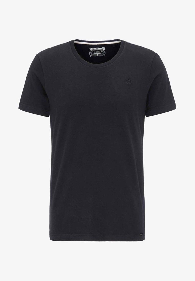 DreiMaster DREIMASTER - T-Shirt basic - dark blue/dunkelblau jKF8Yb