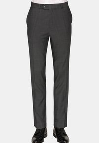 Carl Gross - SASCHA - Suit trousers - grey - 0