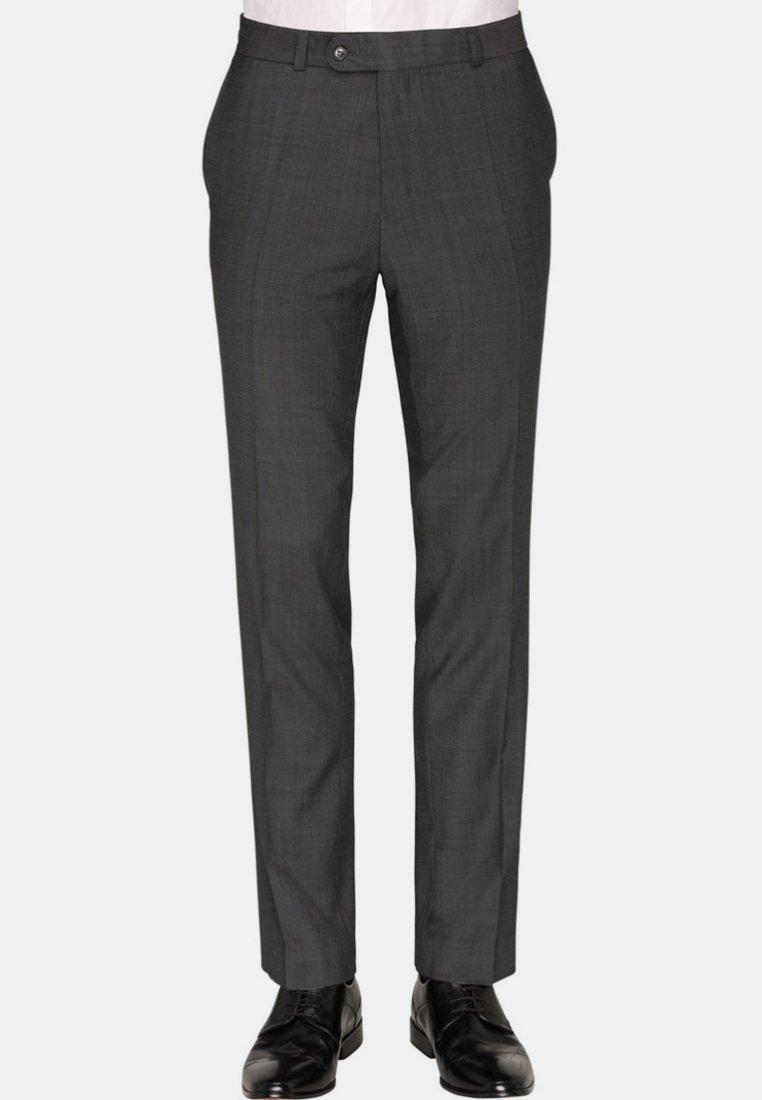 Carl Gross - SASCHA - Suit trousers - grey