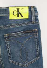 Calvin Klein Jeans - SLIM ATHLETIC - Džíny Slim Fit - blue - 3