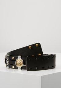 maje - AMINI - Waist belt - noir - 0