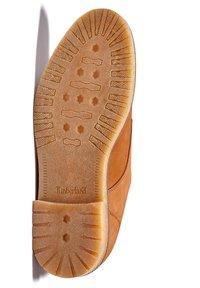 Timberland - OAKROCK LT OXFORD - Sznurowane obuwie sportowe - rust nubuck - 3