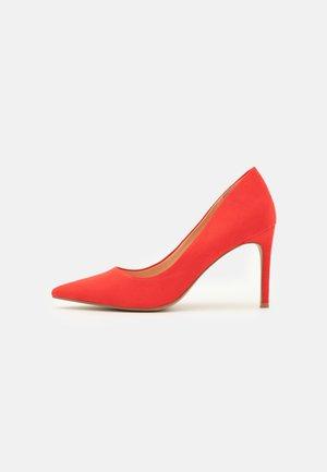 Escarpins - red