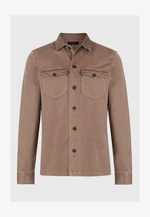 FIREBASE LS - Skjorter - brown