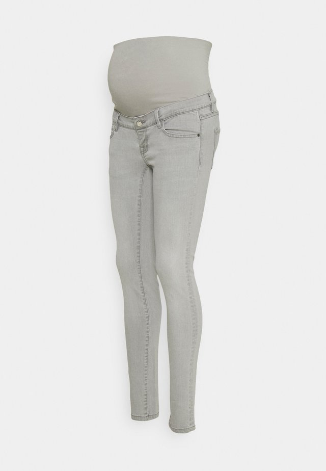 AVI - Jeans Skinny Fit - light aged grey