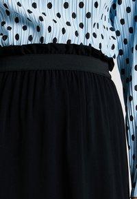 Vero Moda - VMBEAUTY  - Pleated skirt - black - 5