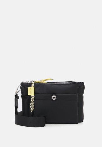 CROSSBODY BAG CANCUN - Across body bag - black