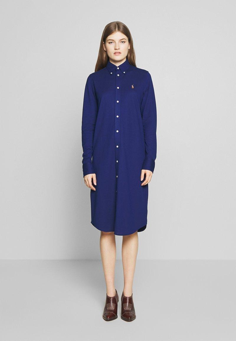 Polo Ralph Lauren - OXFORD - Shirt dress - holiday navy