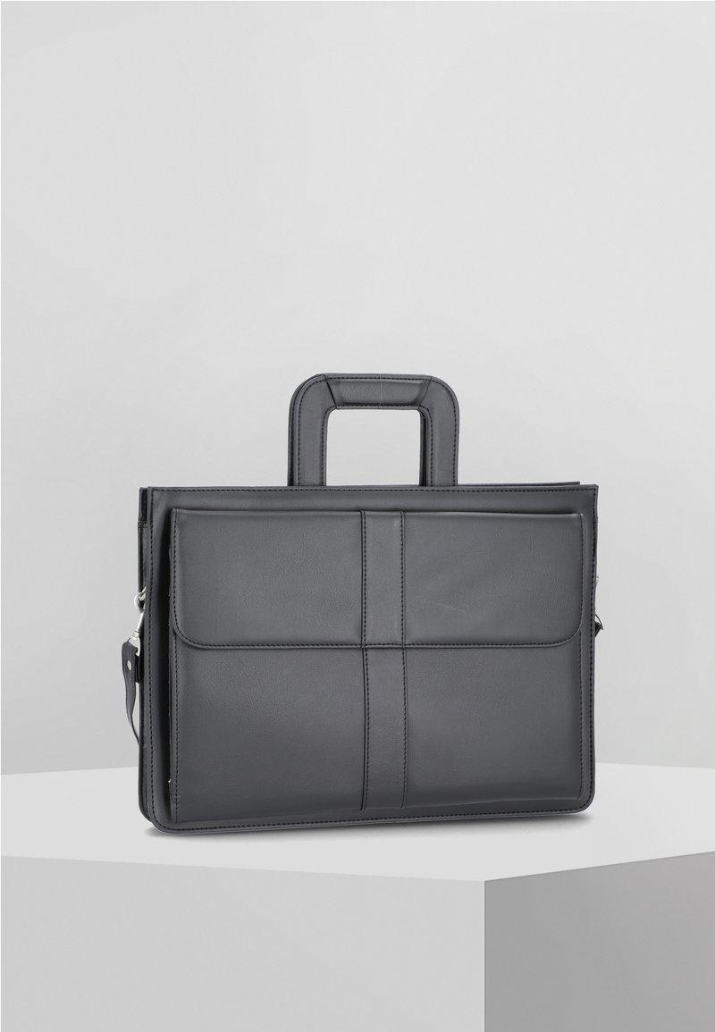 Alassio - Briefcase - black