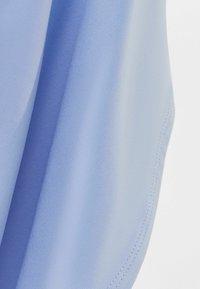 Bershka - Top - light blue - 5