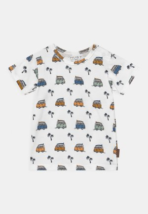ANKER  - Print T-shirt - ivory