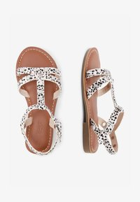 Next - TAN STUD LEATHER SANDALS (OLDER) - Sandals - multi-coloured - 1