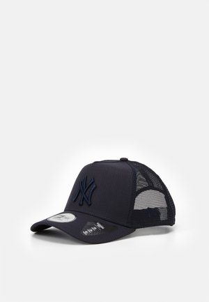 DIAMOND ESSENTIAL TRUCKER UNISEX - Caps - navy