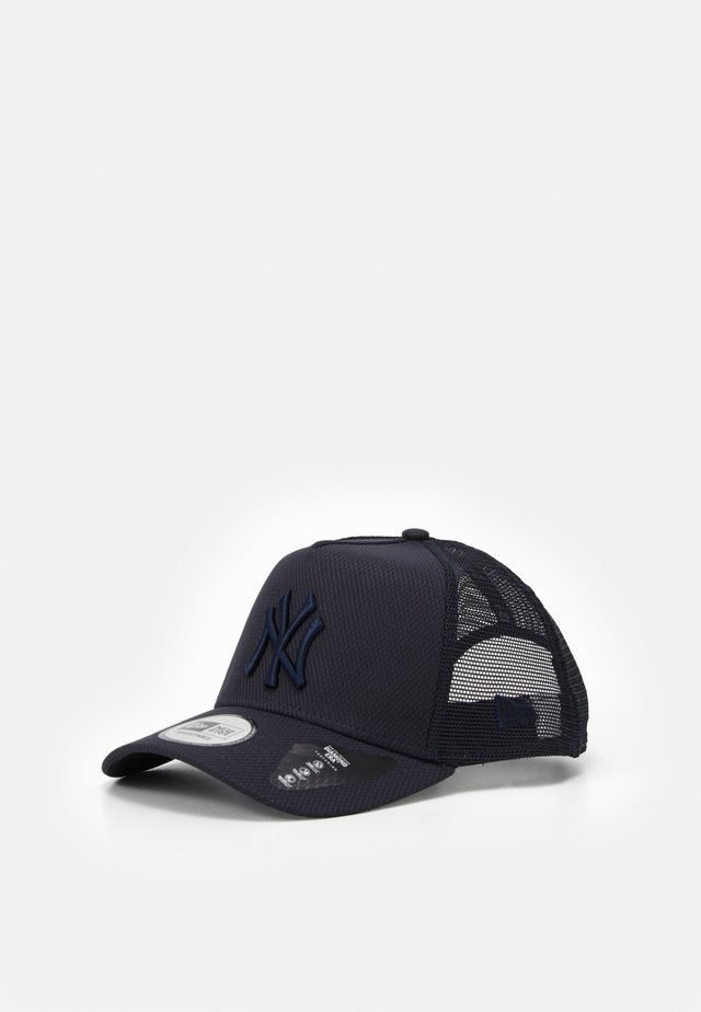 DIAMOND ESSENTIAL TRUCKER UNISEX - Cappellino - navy