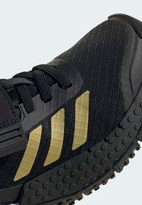 adidas Performance - X LEGO® SPORT  - Sneakersy niskie - black - 5